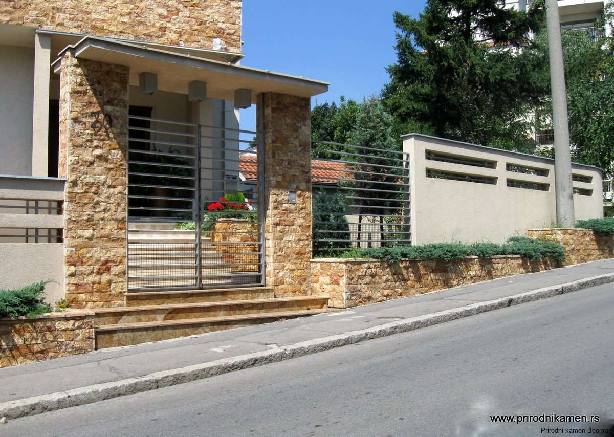 Prirodni kamen fasada 3