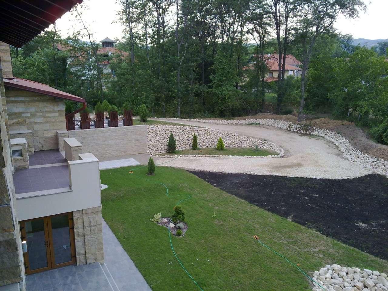 Dekoracije prirodnim kamenom-hotel (2)