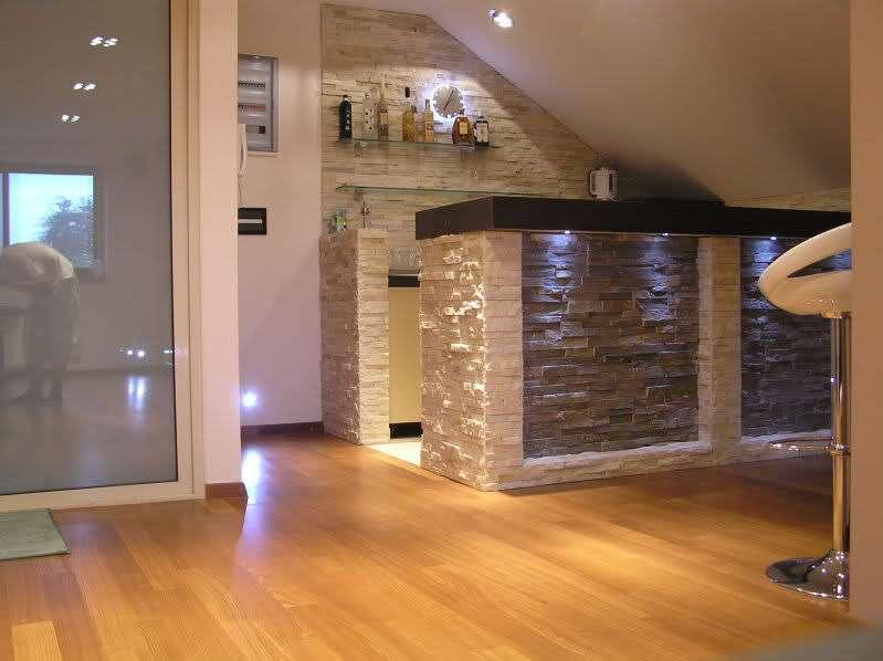 Modern Stone Fireplace : Uredjenje enterijera prirodnim kamenom 1 from www.tehroony.com size 799 x 598 jpeg 46kB