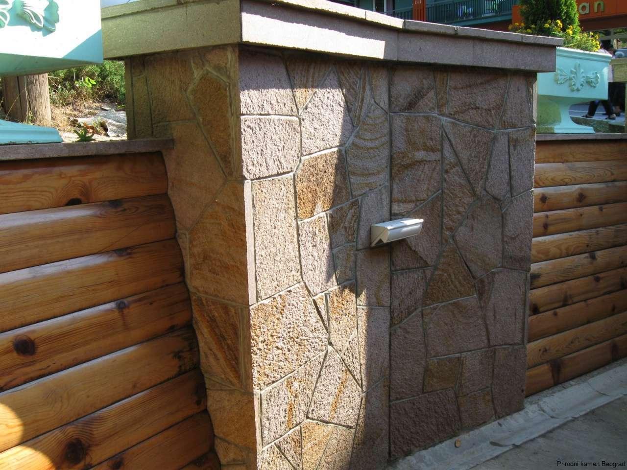 Uredjenje prostora sa prirodnim kamenom (6)