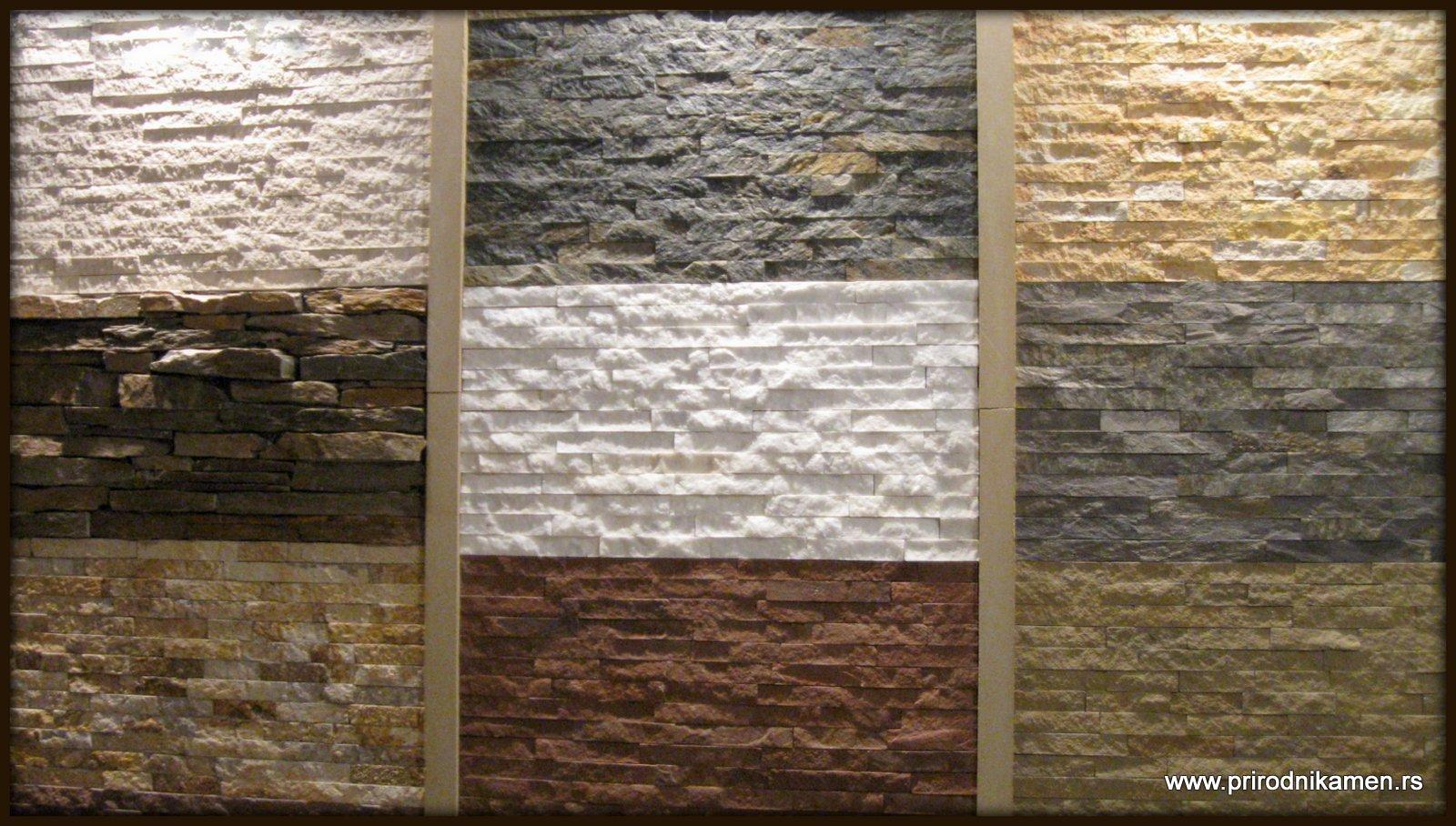 Prirodni kamen za enterijer i eksterijer