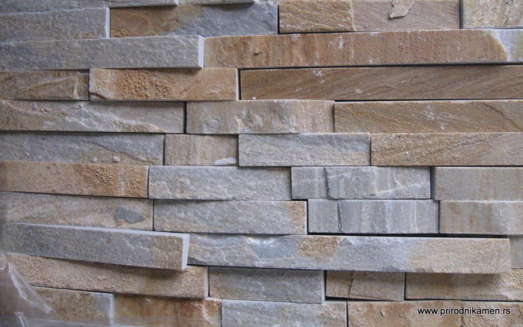 Studenica-Prirodni dekorativni kamen za zid