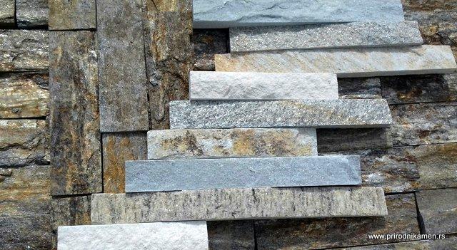 Dekorativni prirodni kamen