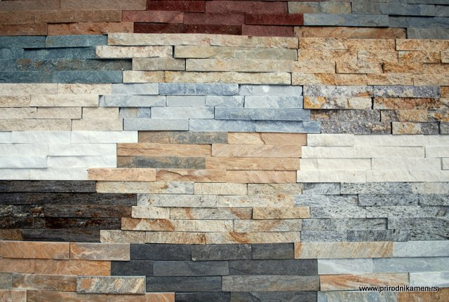 Kamen za oblaganje zidova