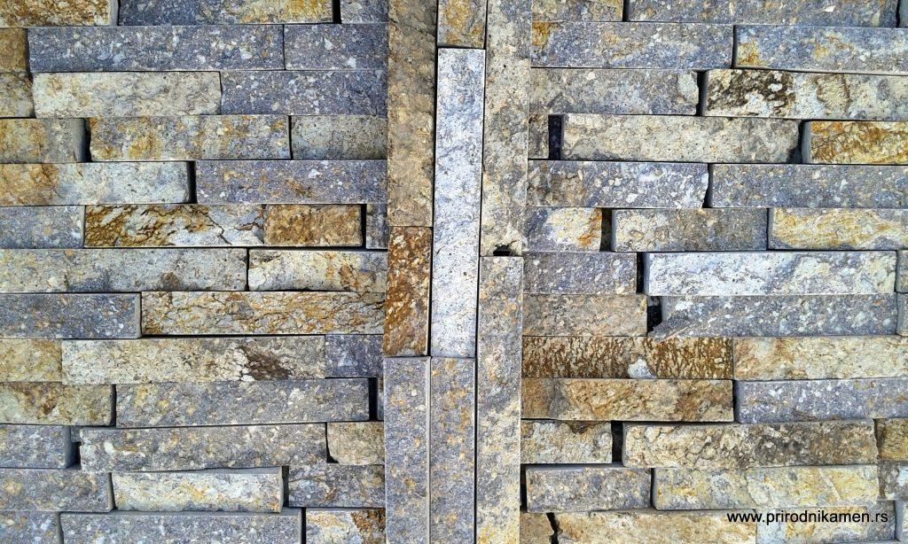 Vujetinac-Dekorativni prirodni kamen za zid