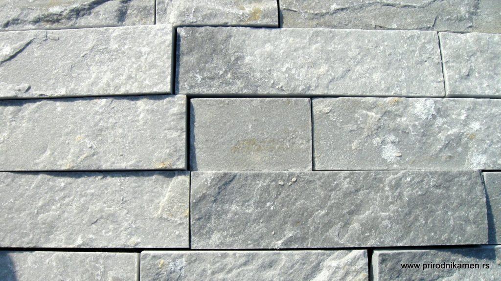 Arktik ice-Svetlo plavi prirodni kamen za oblaganje zida