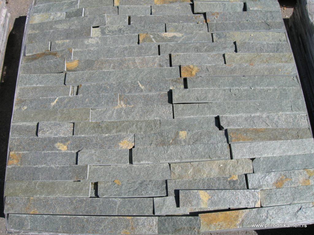 Dekorativni prirodni kamen-Zelengora